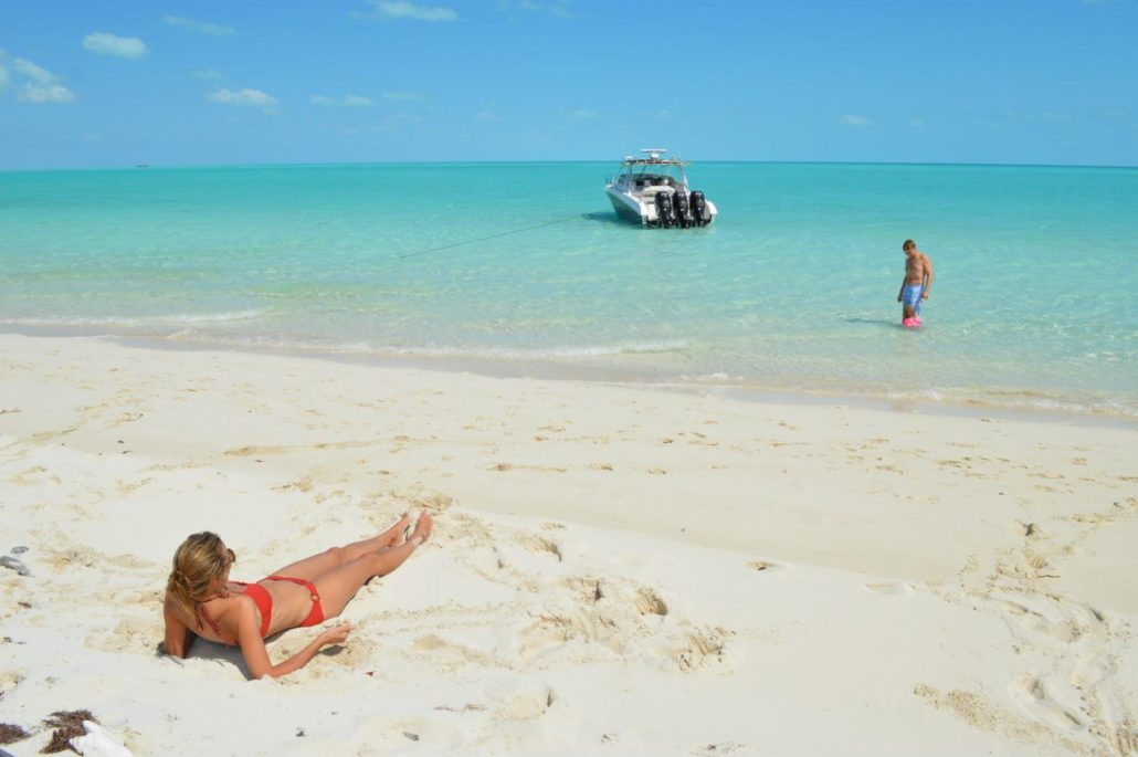Traveling to Turks and Caicos