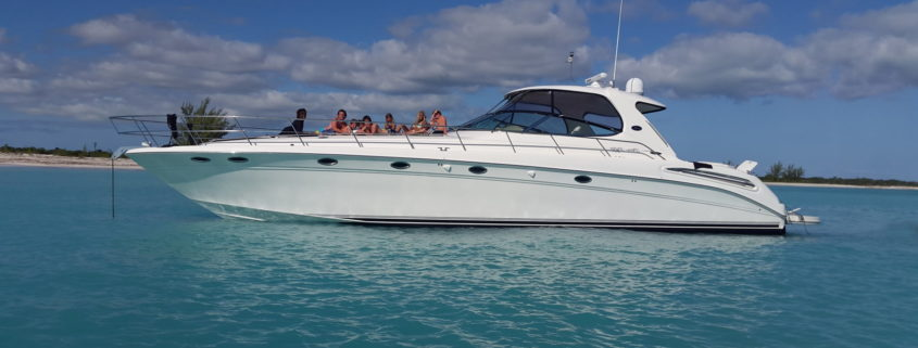 The Sea Dancer Turks and Caicos Luxury Yachts