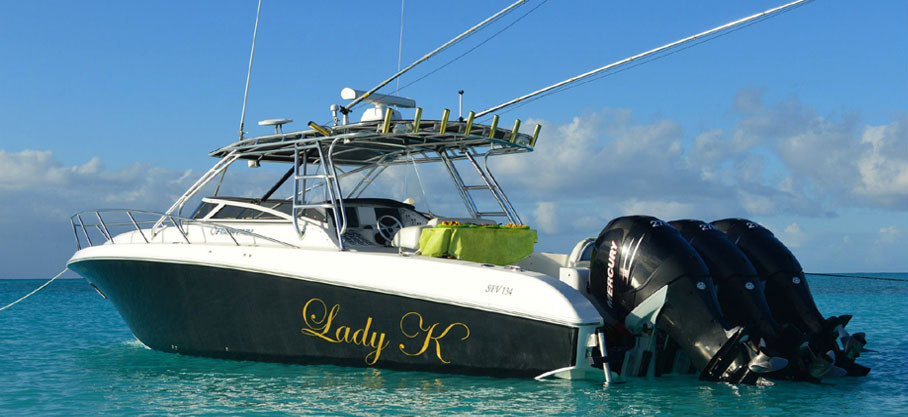 The Lady K Turks and Caicos Luxury Yachts