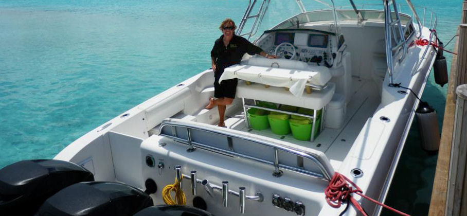 Turks and Caicos Luxury Yachts